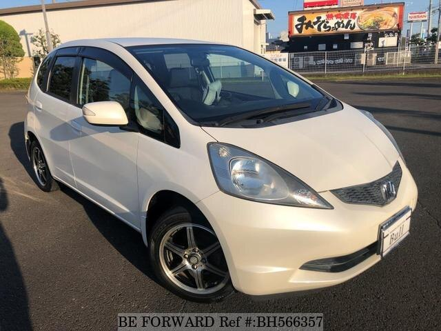 Used 2010 HONDA FIT BH566357 for Sale