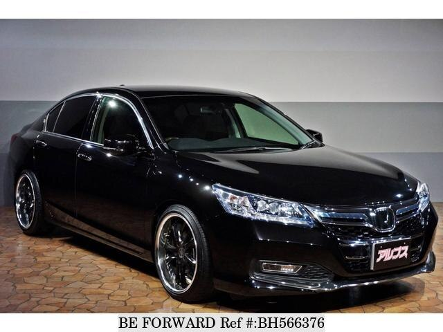 Used 2015 HONDA ACCORD HYBRID BH566376 for Sale