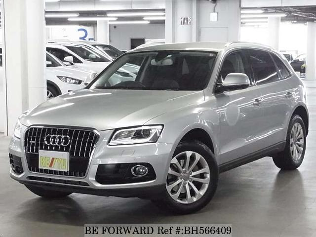 Used 2016 AUDI Q5 BH566409 for Sale