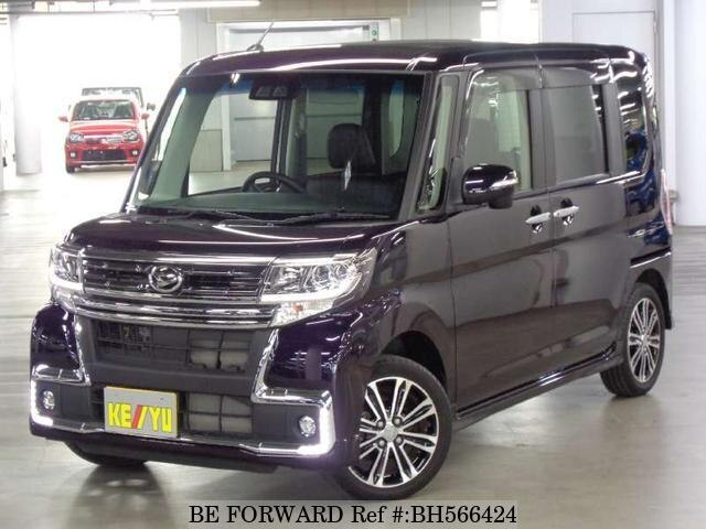 Used 2017 DAIHATSU TANTO BH566424 for Sale