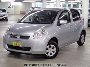 Used 2013 TOYOTA PASSO BH566425 for Sale