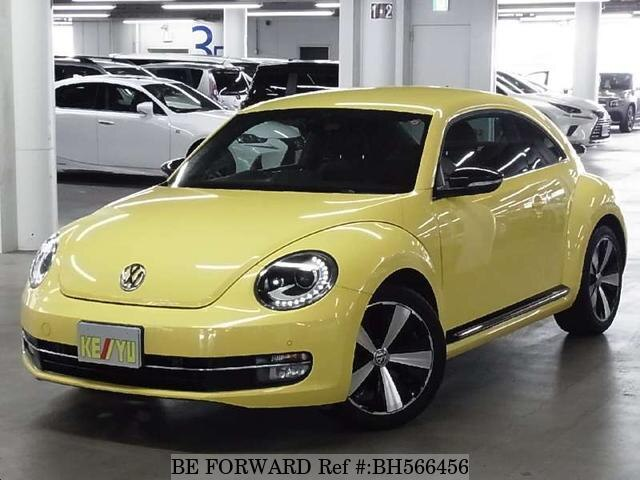 Used 2013 VOLKSWAGEN THE BEETLE BH566456 for Sale