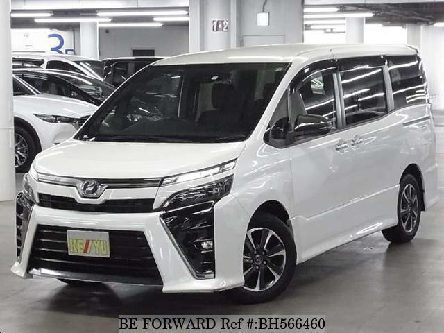 Used 2018 TOYOTA VOXY BH566460 for Sale