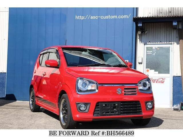 Used 2015 SUZUKI ALTO BH566489 for Sale