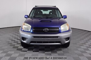Used 2004 TOYOTA RAV4 BH566516 for Sale