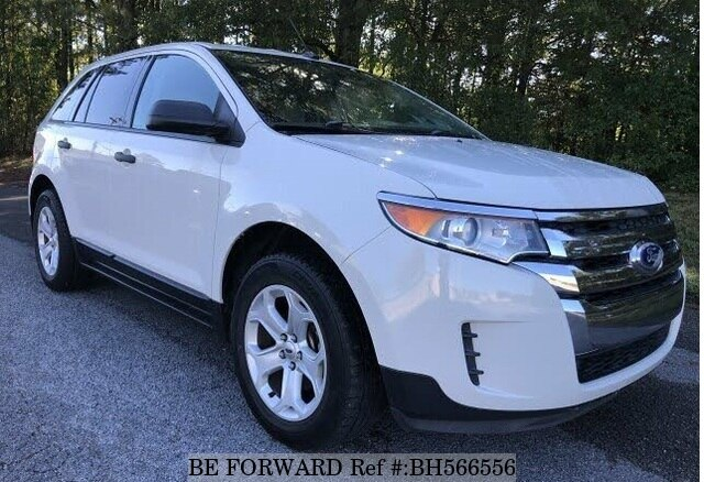 Used 2013 FORD EDGE BH566556 for Sale