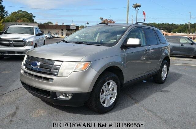 Used 2008 FORD EDGE BH566558 for Sale