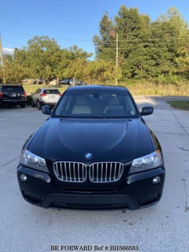 Used 2013 BMW X3 BH566583 for Sale