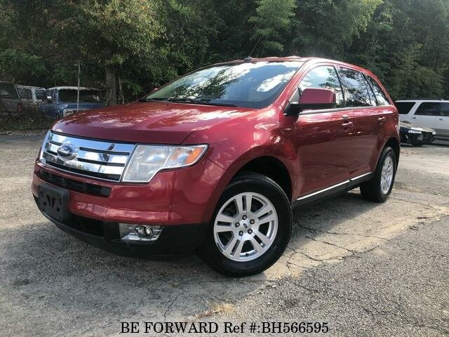 Used 2008 FORD EDGE BH566595 for Sale