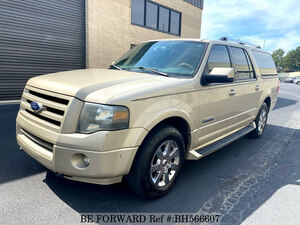 Used 2007 FORD EXPEDITION BH566607 for Sale