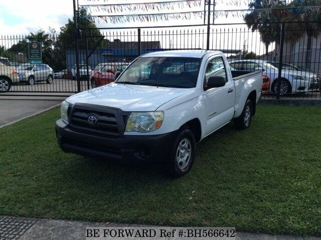 Used 2010 TOYOTA TACOMA BH566642 for Sale