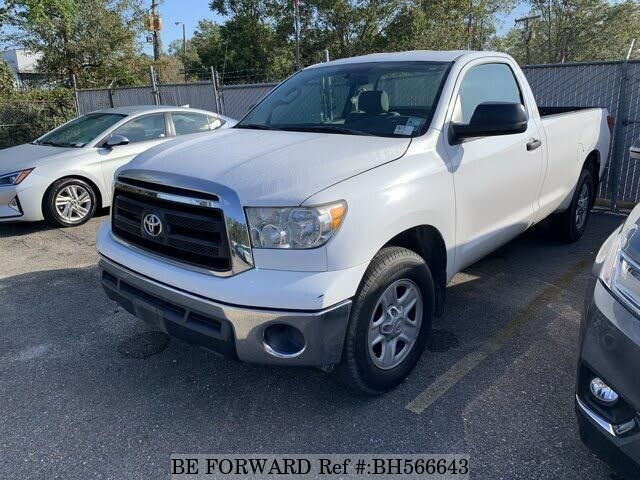 Used 2012 TOYOTA TUNDRA BH566643 for Sale