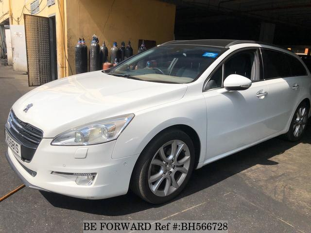 Used 2012 PEUGEOT 508 BH566728 for Sale