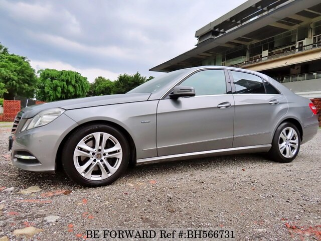 Used 2010 MERCEDES-BENZ E-CLASS BH566731 for Sale