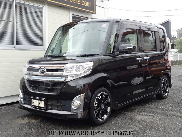 Used 2014 DAIHATSU TANTO BH566736 for Sale