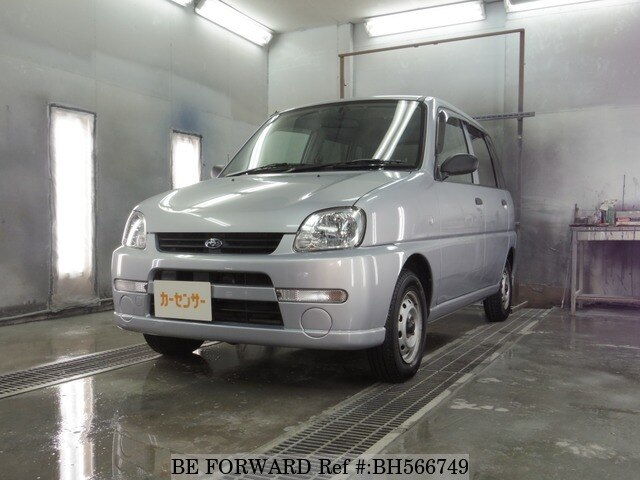 Used 2008 SUBARU PLEO BH566749 for Sale