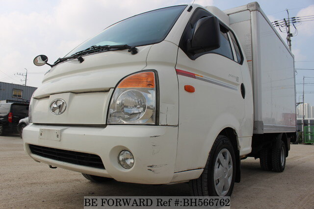 Used 2006 HYUNDAI PORTER BH566762 for Sale