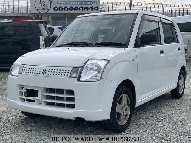 Used 2008 SUZUKI ALTO BH566794 for Sale