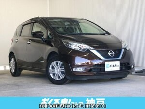 Used 2017 NISSAN NOTE BH566800 for Sale