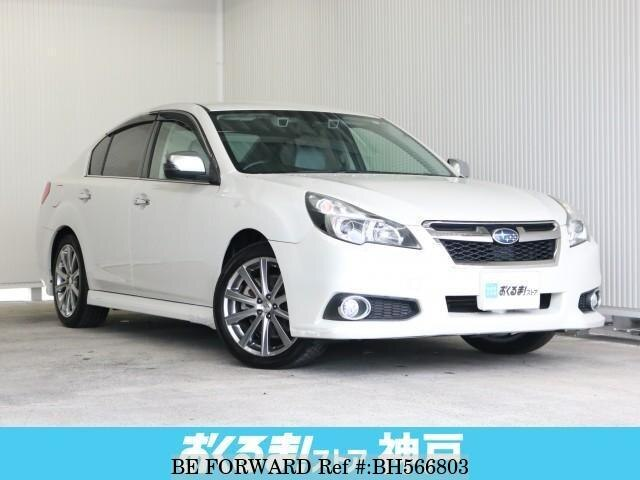 Used 2013 SUBARU LEGACY B4 BH566803 for Sale