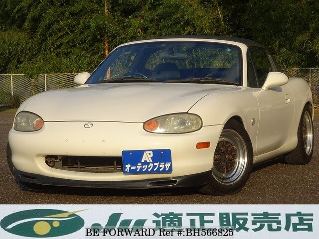 Used 1999 MAZDA ROADSTER BH566825 for Sale