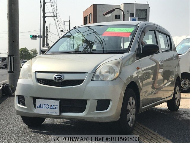 Used 2007 DAIHATSU MIRA BH566833 for Sale