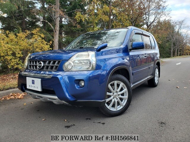 Used 2008 NISSAN X-TRAIL BH566841 for Sale