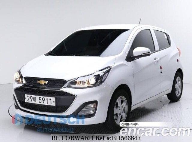 Used 2019 CHEVROLET SPARK BH566847 for Sale