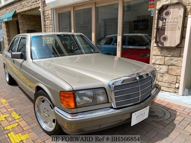 Used 1989 MERCEDES-BENZ MIDIUM CLASS BH566854 for Sale