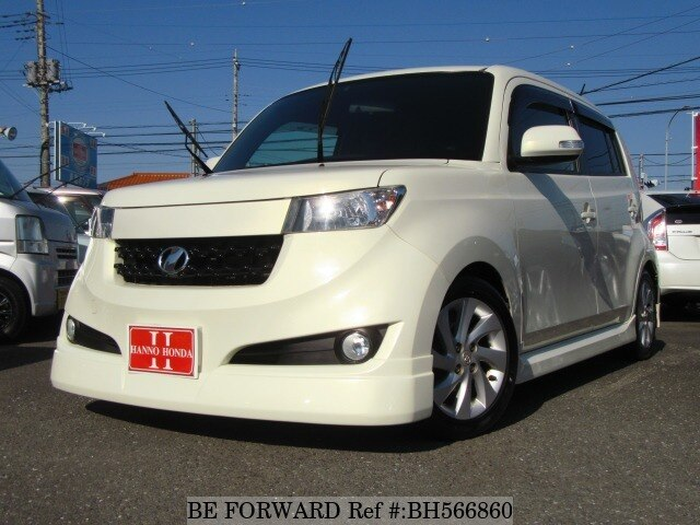 Used 2011 TOYOTA BB BH566860 for Sale