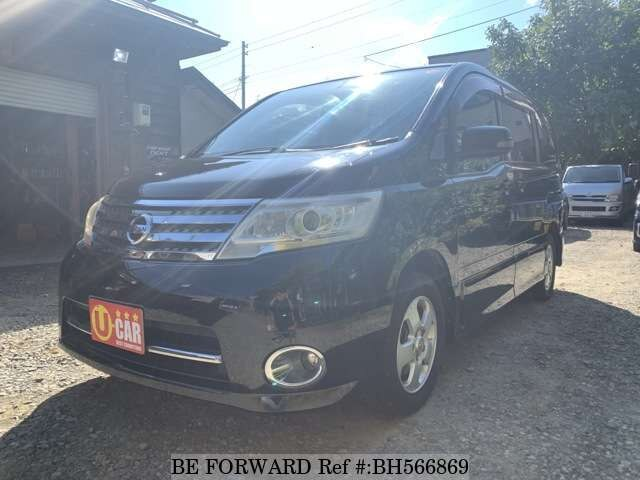 Used 2009 NISSAN SERENA BH566869 for Sale