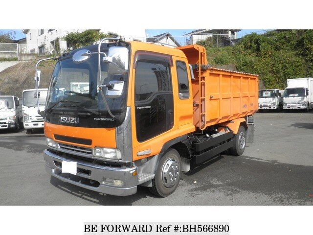 Used 2005 ISUZU FORWARD BH566890 for Sale