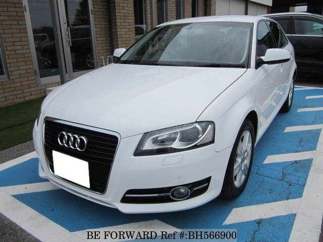 Used 2012 AUDI A3 BH566900 for Sale