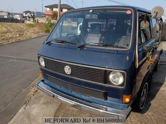 Used 1990 VOLKSWAGEN VANAGON BH566920 for Sale
