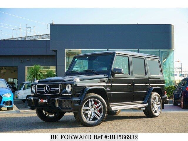 Used 2015 MERCEDES-BENZ G-CLASS BH566932 for Sale