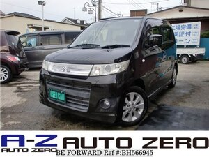 Used 2009 SUZUKI WAGON R BH566945 for Sale