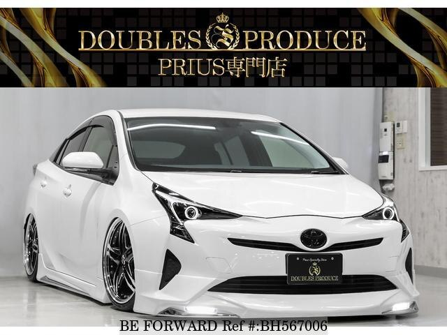 Used 2016 TOYOTA PRIUS BH567006 for Sale