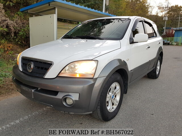 Used 2004 KIA SORENTO BH567022 for Sale