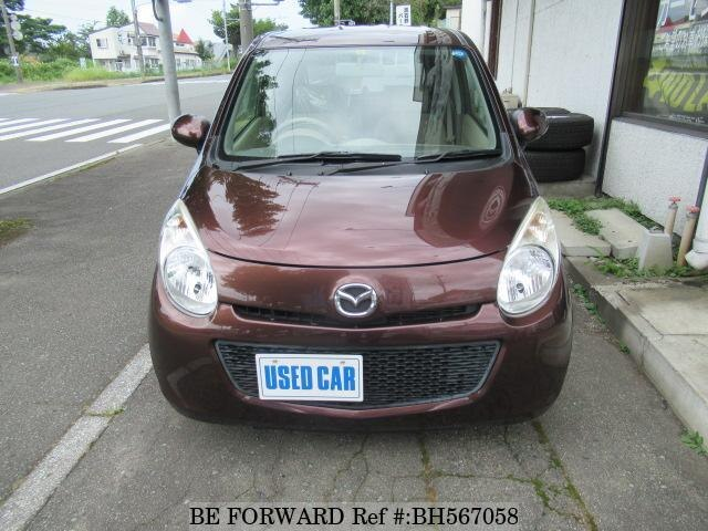 Used 2010 MAZDA CAROL BH567058 for Sale