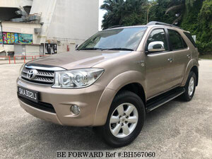 Used 2011 TOYOTA FORTUNER BH567060 for Sale