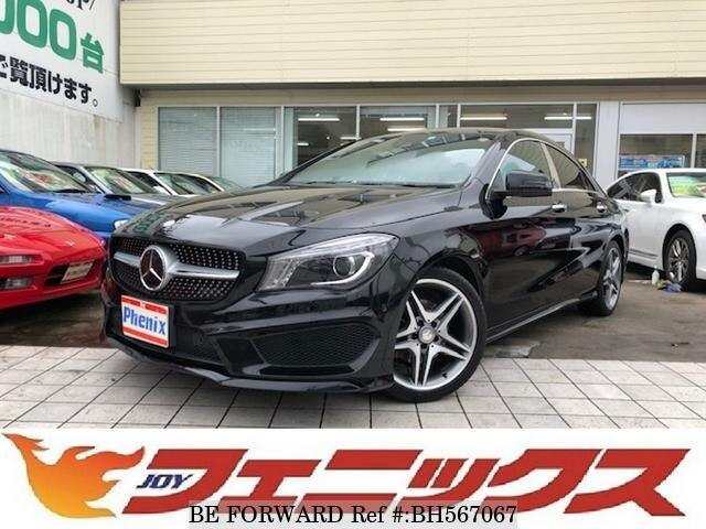 Used 2016 MERCEDES-BENZ CLA-CLASS BH567067 for Sale