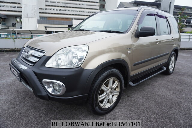 Used 2006 HONDA CR-V BH567101 for Sale