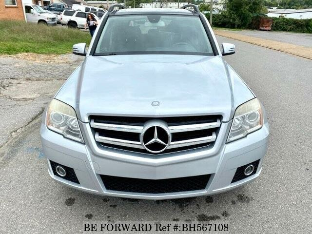 Used 2012 MERCEDES-BENZ GLK-CLASS BH567108 for Sale