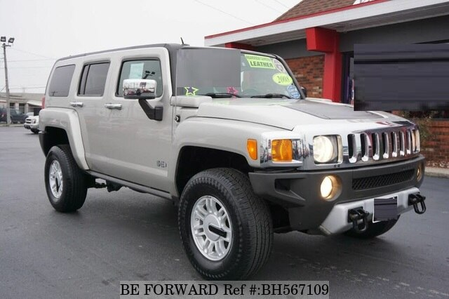 Used 2008 HUMMER H3 BH567109 for Sale