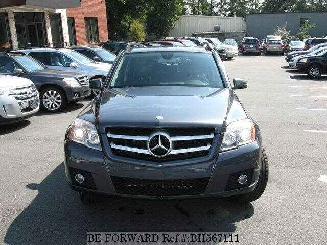 Used 2011 MERCEDES-BENZ GLK-CLASS BH567111 for Sale