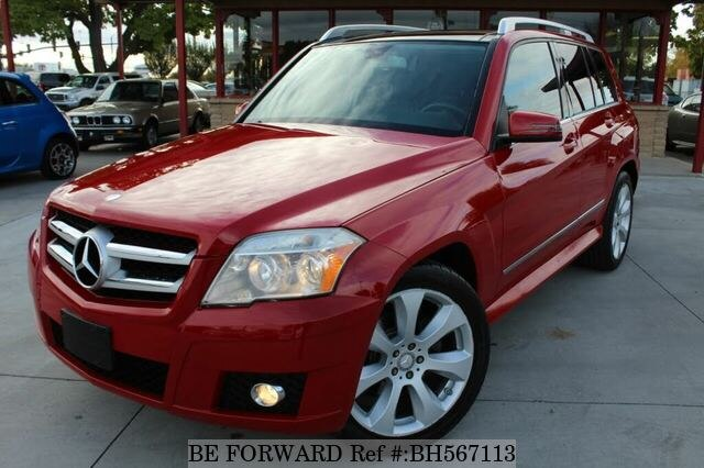 Used 2010 MERCEDES-BENZ GLK-CLASS BH567113 for Sale