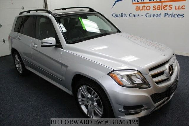 Used 2013 MERCEDES-BENZ GLK-CLASS BH567125 for Sale