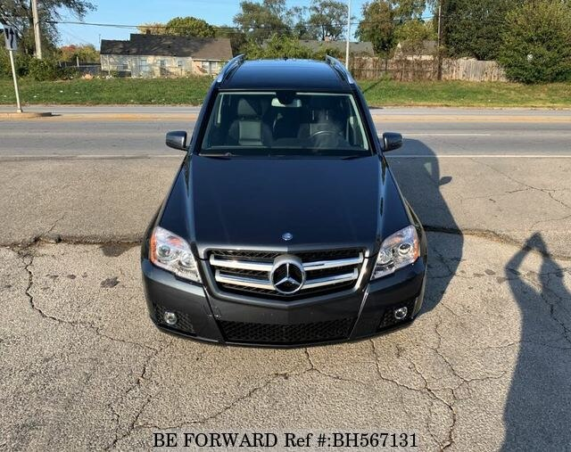 Used 2010 MERCEDES-BENZ GLK-CLASS BH567131 for Sale