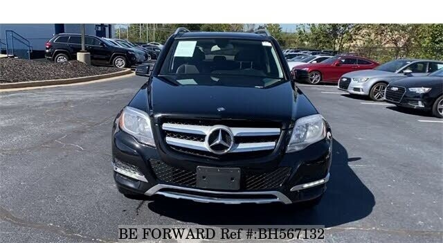 Used 2014 MERCEDES-BENZ GLK-CLASS BH567132 for Sale