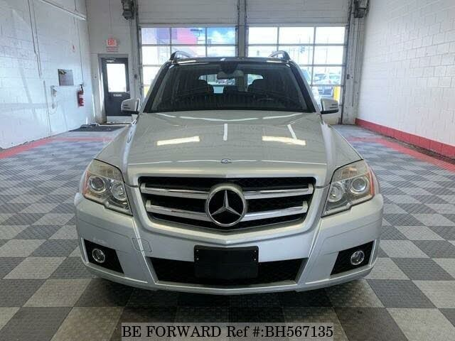 Used 2010 MERCEDES-BENZ GLK-CLASS BH567135 for Sale